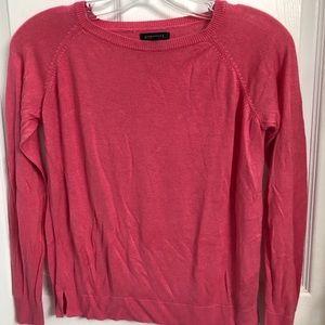 DYNAMITE Fine knit Deep Pink sweater. Size Medium